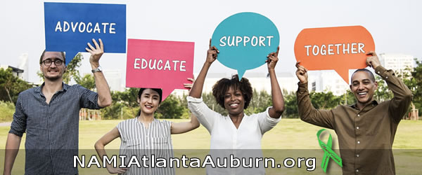 NAMI Atlanta Auburn Mission