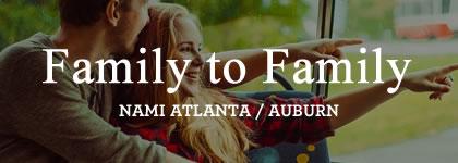 NAMI Atlanta/Auburn Family Family
