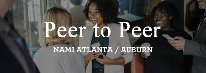 NAMI Atlanta/Auburn Peer Peer Education